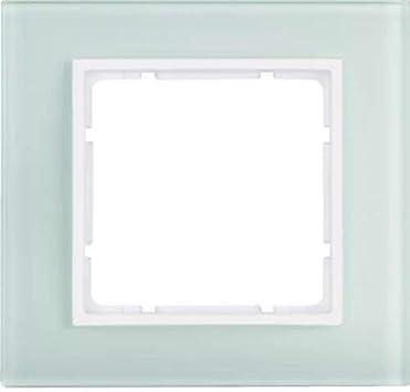 tecla simple blanco polar series s1//b3//b7 Ref Berker 6512510001