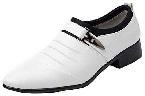 White Femaroly Uomo 5 EU Stringate Scarpe 39 Bianco Basse xrwxPngO