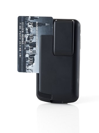 Linea-pro 4 1D/2D barcode and 3-Track magnetic stripe reader for iPod Touch 4 (Ipod Touch 4 included) by IDScan.net (Image #5)