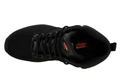 454350 black Nike Basket 080 total Homme ball De Black Orange Espadrilles 4SqdvBrwWS