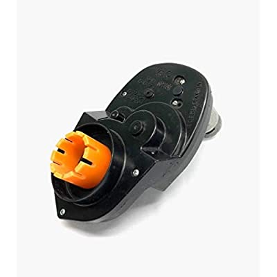 NSD Gearbox Small Axle Hole for Power Wheels KFX Jeep Wrangler Mustangs, 12V 30000RPM Electric Motor with Gear Box Accessories Match Children Ride On Toy Replacement Parts: Toys & Games