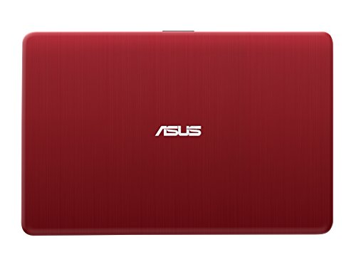 "ASUS X541UA-WB71T-RD Vivo Book X541UA HD Touch Laptop, Intel Core i7 2.7 GHz Processor, 8GB DDR4 RAM, 1TB HDD, Windows 10, 15"", Red"