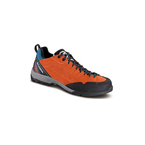 Scarpa Epic Approach Hiking Schuh - SS18 agrume/azure