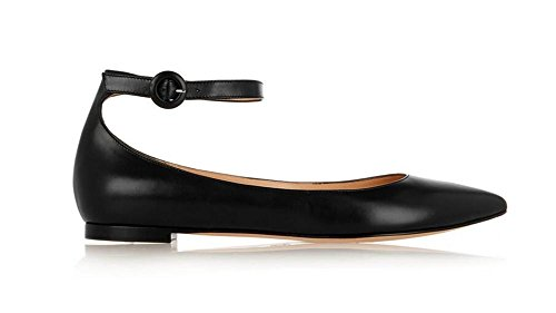 Simples Noir à Femmes xie de Simples Plat pour Chaussures Chaussures Fond Chaussures de Travail Plates Sport à qxC1t