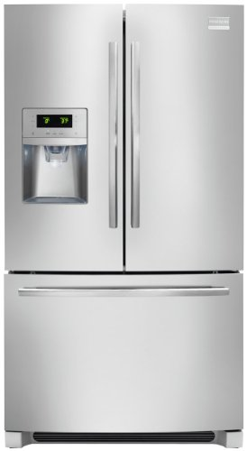 Frigidaire FPHB2899PFProfessional 27.7 Cu. Ft. Stainless Steel French Door Refrigerator - Energy Star by Frigidaire