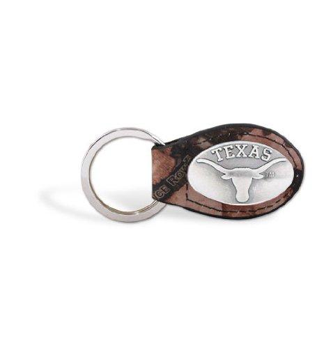 Texas Longhorns - Leather Camo Key ()