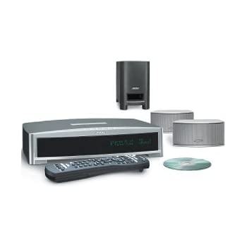 321 GSX Series III DVD Home Entertainment System - Silver (Discontinued by Manufacturer)