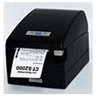 Citizen America CT-S2000PAU-BK CT-S2000 Series Hi-Speed POS Thermal Printer, 220 mm/Sec Print Speed, 42 Columns, Parallel and USB, Internal Power Supply, Black