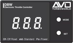 AVO Electronics Throttle Controller - 02-06 WRX/STI/FXT / 05-06 Legacy / Outback