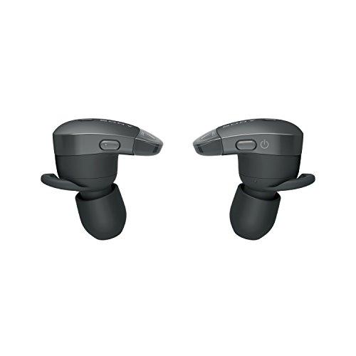 Sony Premium Noise Cancelling True Wireless Headphones - Black (WF1000X/B) by Sony (Image #2)