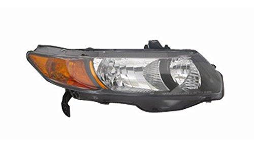 06 civic headlight assembly - 9