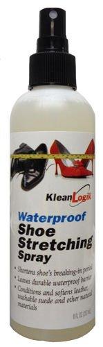 KleanLogik Waterproof Shoe Stretching Spray- 8 fl oz
