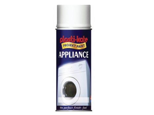 (Twist & Spray Appliance Enamel Gloss White 400ml)