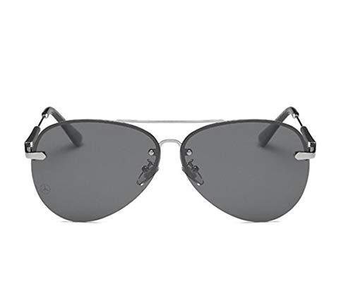 extérieure La a lunettes Silver UV400 protectrices la conduite pour de lunettes FlowerKui soleil mode polarisé de unisexes de soleil des UBqE4dX