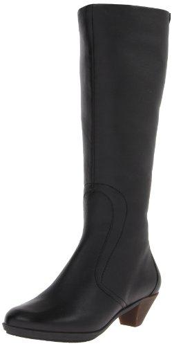 Camper 46625 Womens Knee High Boots Pasan Negro/Agatha Negro/Negro