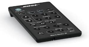 Bose Wave Music System III Remote Graphite Gray