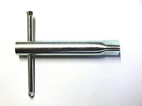 Pfostenschlüssel Dreikant 17mm Din 3223 Für M12 Din 22424 Dreikantschlüssel Dornschlüssel