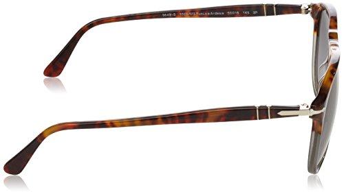 Adulto Fcodesia de Gafas Persol Sol Marrón Unisex Greypolar PRAIUI