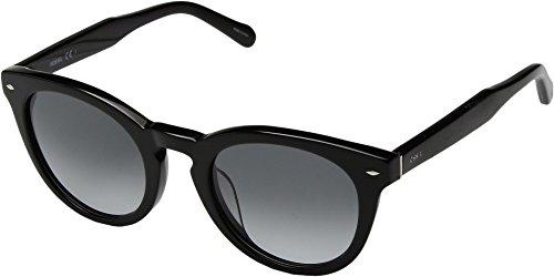 Fossil Women's Fossil 2060/S Black/Dark Gray Gradient One - Sunglasses Fossil Women