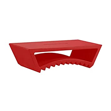 Slide Tac Table Basse Rouge Flame