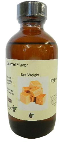 Olivenation Caramel Flavor- 4 oz (Organic Extracts)