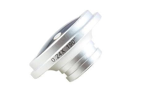 Generic Magnetic 190° Fisheye Lens: Amazon in: Electronics