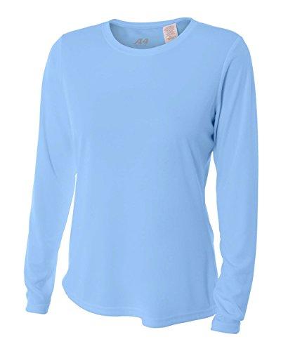 light blue shirt long sleeve - 7