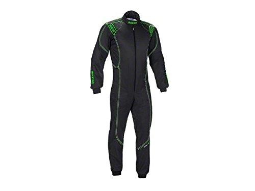 Sparco 002329NRVD1XS Suit Ks3 Xs Blk//Grn