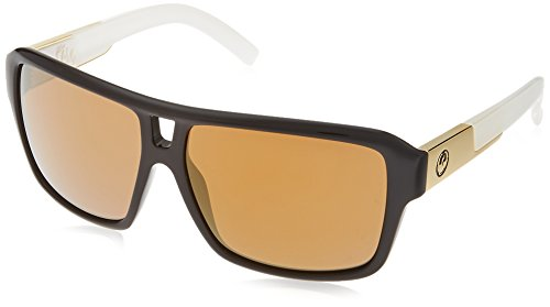 Dragon The Jam Jet Sunglasses (White/Gold ()
