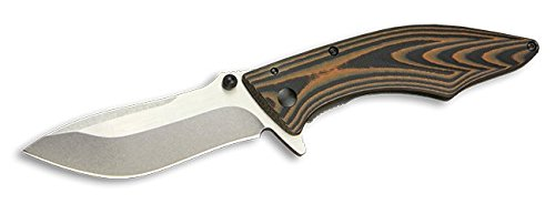 Outdoor Edge CQ-30SC Cutlery Medium Conquer Flipper 3