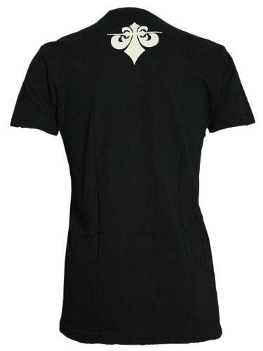 AFFLICTION Herren Designer Shirt - HEAVY BIRD -
