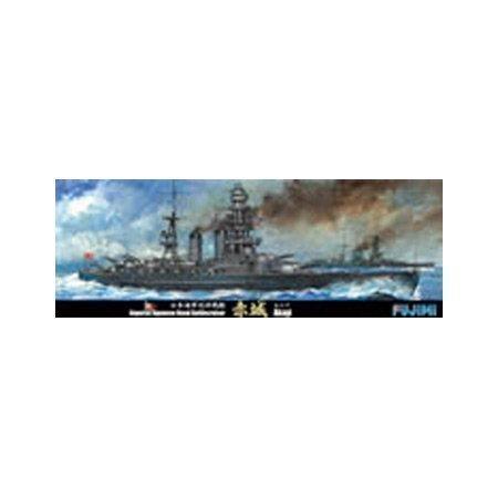 - IJN Battlecruiser Akagi (Plastic model) by Fujimi Model