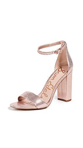 Sam Edelman Women's Yaro Sandals, Blush Gold, 4 M US ()