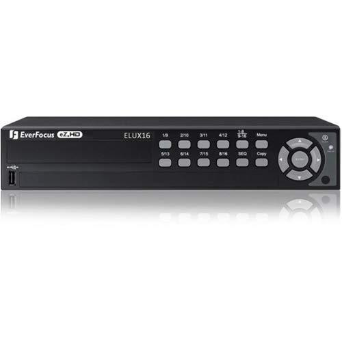 (Everfocus ELUX8/2TB,8 Channel H.264 1080p Hybrid (AHD + TVI) DVR, 2)