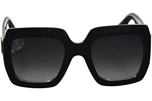 56184653795 Gucci 54mm Square Sunglasses