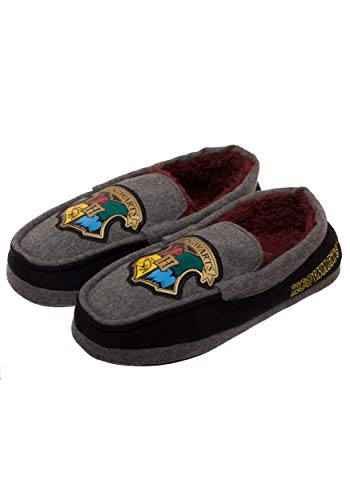 Harry Crest Large Moccasins Adult Potter Hogwarts znfR8T