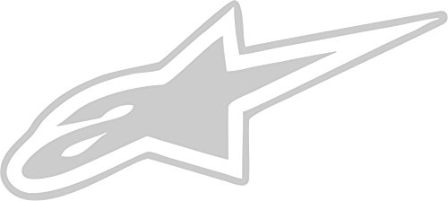 All About Families ALPINESTAR ~ V2 ~ Reflective ~ Decal ~ /CAR/Truck/RV/Boat with Alcohol PAD~ Size 6