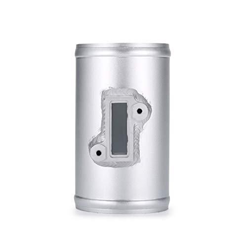 - Putars Car Air Flowmeter Base Air Meter Air Velocity Flow Volume Meter Automobile Air Flow Meter Base Intake Modification Aluminum Alloy
