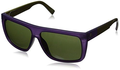 Electric Black Top Purple Resin Square, 58 ()