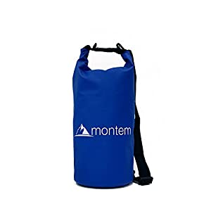 Montem Waterproof Bag / Roll Top Dry Bag, 20L - Blue