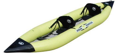 Typhoon Kayak with Paddles, Inflatable, 2 Person by Typhoon