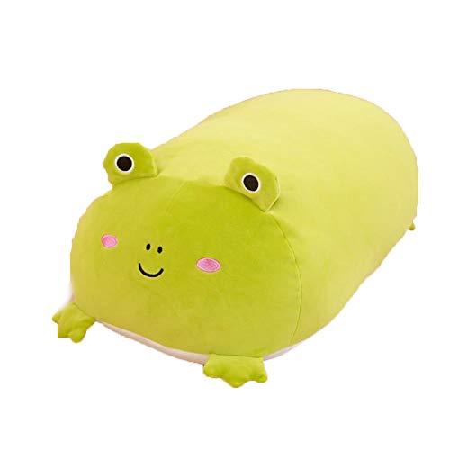 ZQQXV Soft Animal Cartoon Pillow Cushion Cute Fat Dog Cat Totoro Penguin Pig Frog Plush Toy Stuffed Lovely Kids Birthyday Gift