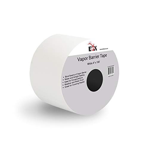 Vapor Barrier Seam Tape 4