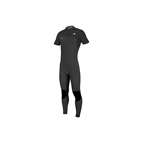 d26417f413 O Neill Men s Hyperfreak 2mm Chest Zip Long Sleeve Spring Wetsuit
