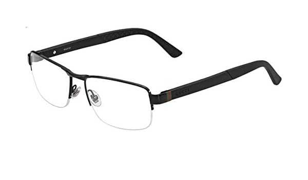 c5990af64a8 Amazon.com  Gucci Men s Designer Glasses GG 2258 POV  Clothing