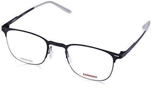 Carrera 6660 Eyeglass Frames CA6660-0003-5022 - Matte Black Frame, Lens Diameter 50mm, Distance