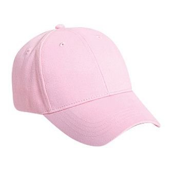 (OTTO Brushed Cotton Twill Youth 6 Panel Low Profile Baseball Cap -)