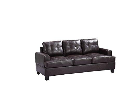 Glory Furniture G585A-S Living Room Sofa, Cappuccino