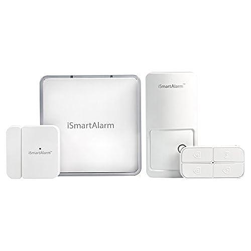 Apartment security system amazon ismartalarm isa1 smart home security system for apartment renters solutioingenieria Choice Image