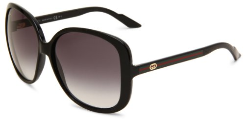 507a45df537 Gucci Women s 3157 S Rectangle Sunglasses